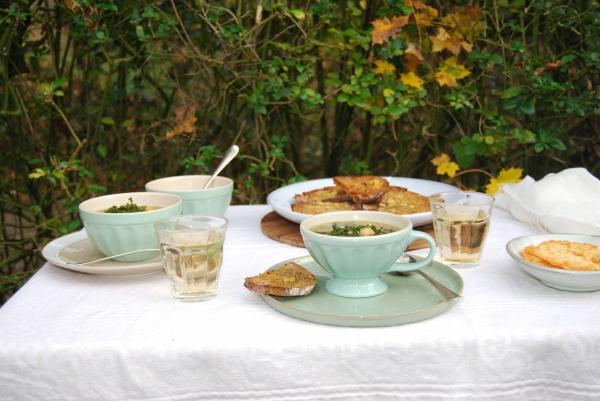 Boerenkoolsoep - vegetarisch recept made by ellen