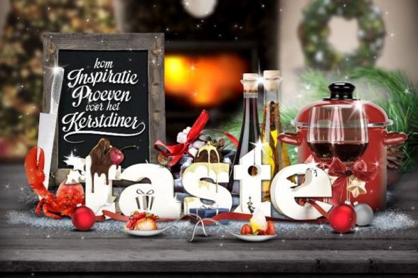 Taste of Christmas - foodie festival made by ellen