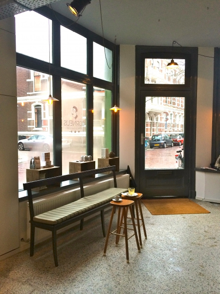 Cornelis Utrecht - coffee, food and a room made by ellen