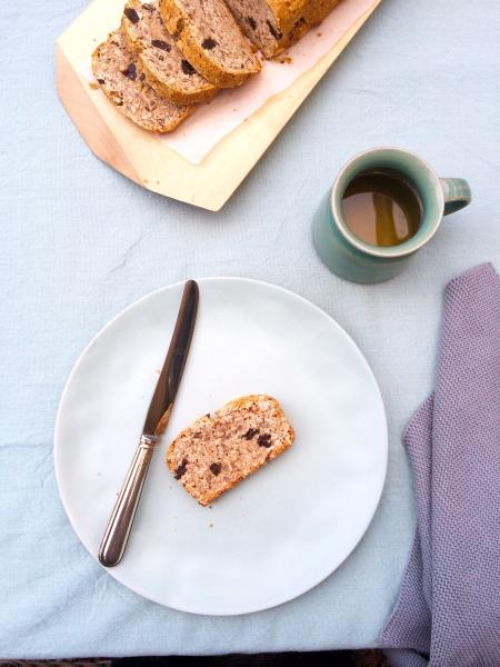 Havermout brood recept - lekker, gezond, makkelijk made by ellen