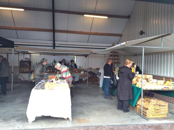 Boerenmarkt de Blommenhoeve - Eemnes made by ellen