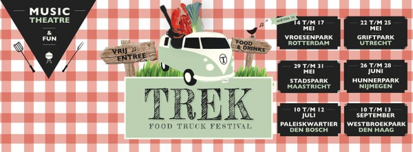 Food Truck Festival TREK made by ellen