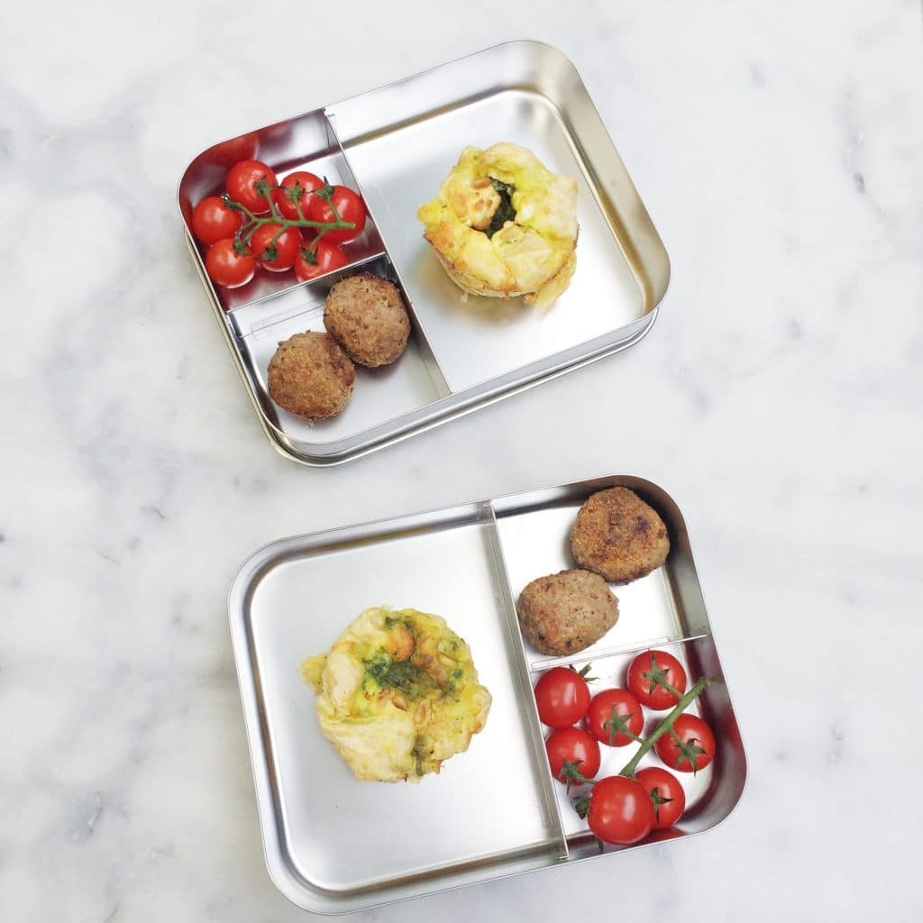 10 recepten voor de lunchbox, gezond & net even anders made by ellen