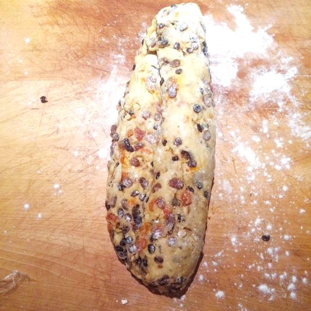 paasbrood kerststol recept madebyellen