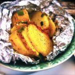 De lekkerste aardappelen van de bbq made by ellen