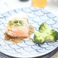 Gestoomde zalm - video recept made by ellen