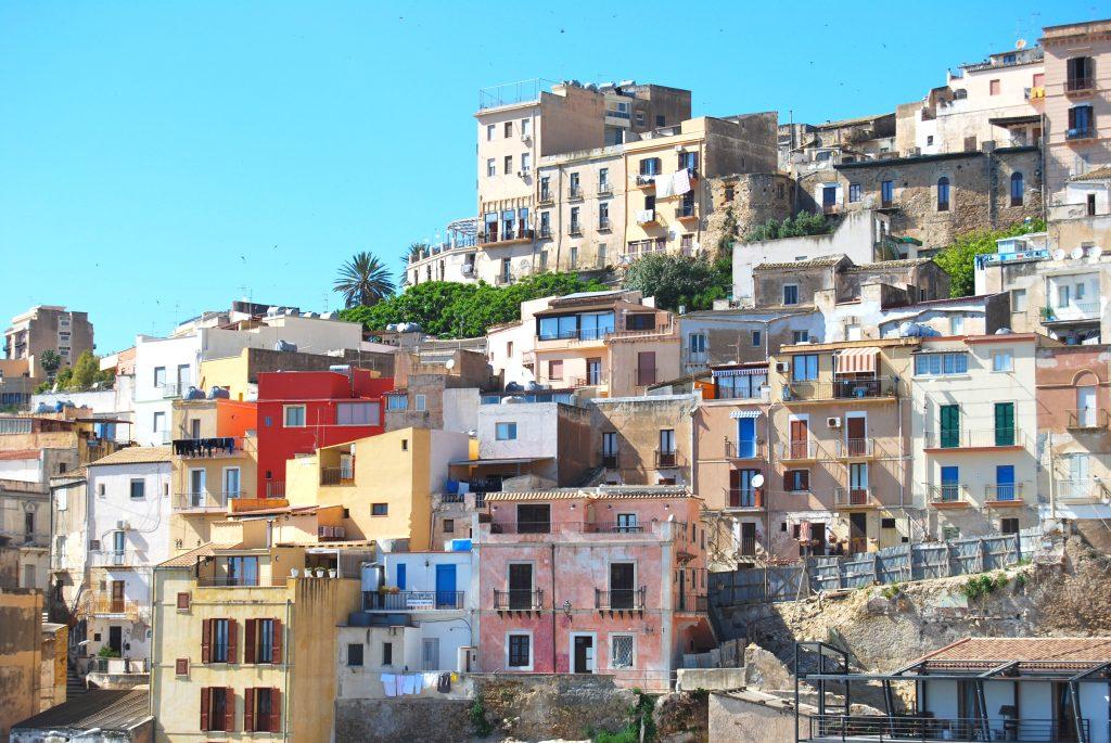 Sciacca stad sicilie vakantie made by ellen
