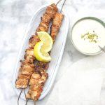 Zalm op de BBQ – Aziatische marinade