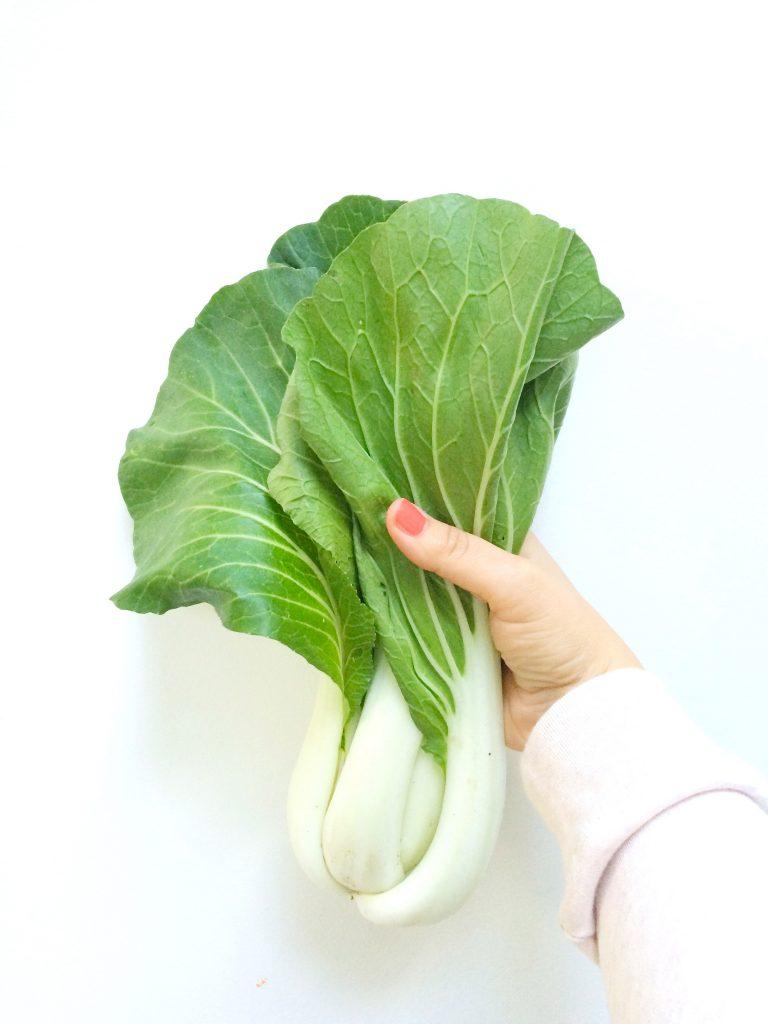 Paksoi recept en hoe te snijden en bereiden made by ellen