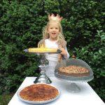 Kinderfeestje en traktatie zelf maken made by ellen