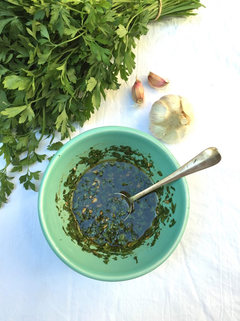 Scheermessen recept - gegrild met sojasaus made by ellen