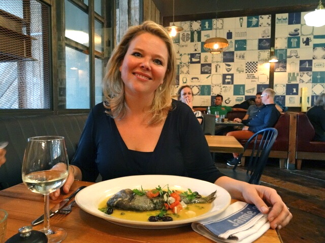 Jamie's Italian Restaurant Rotterdam made by ellen