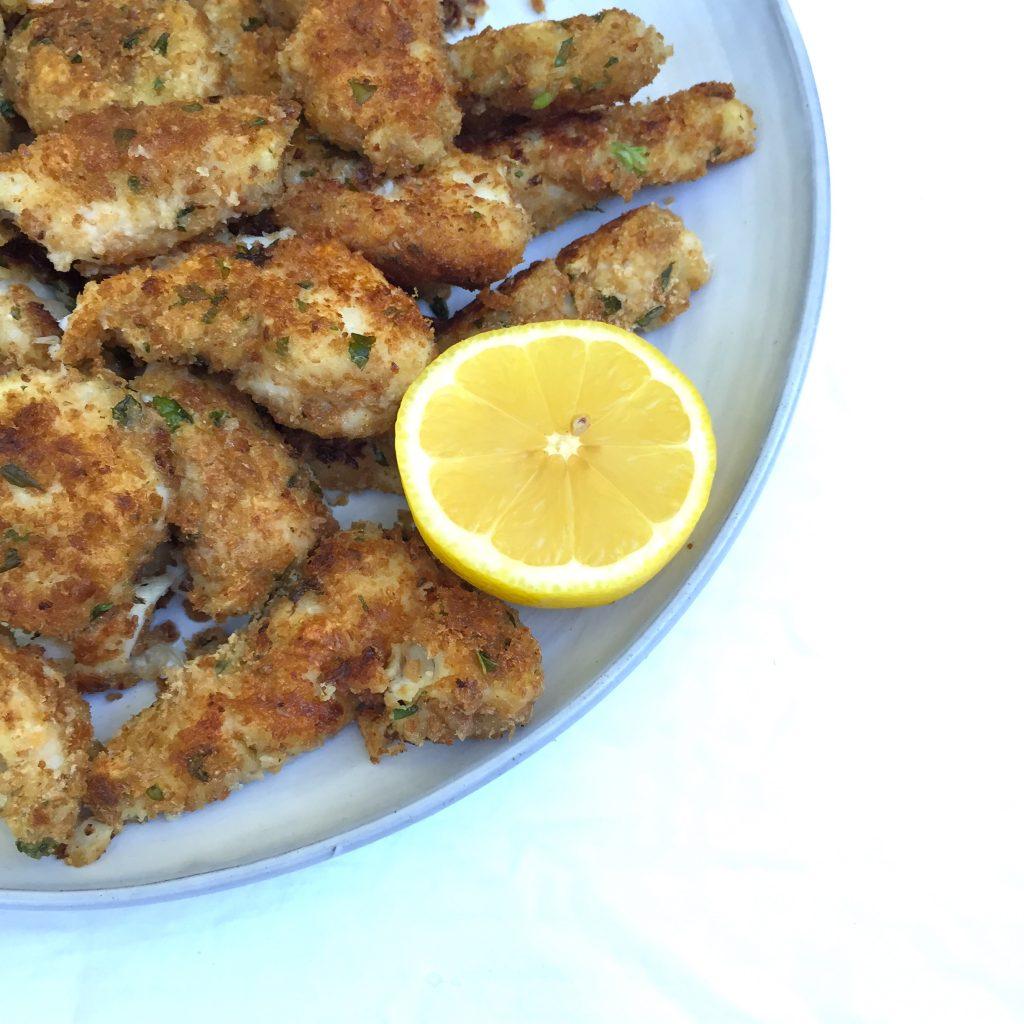 Vissticks recept - krokant en makkelijk made by ellen