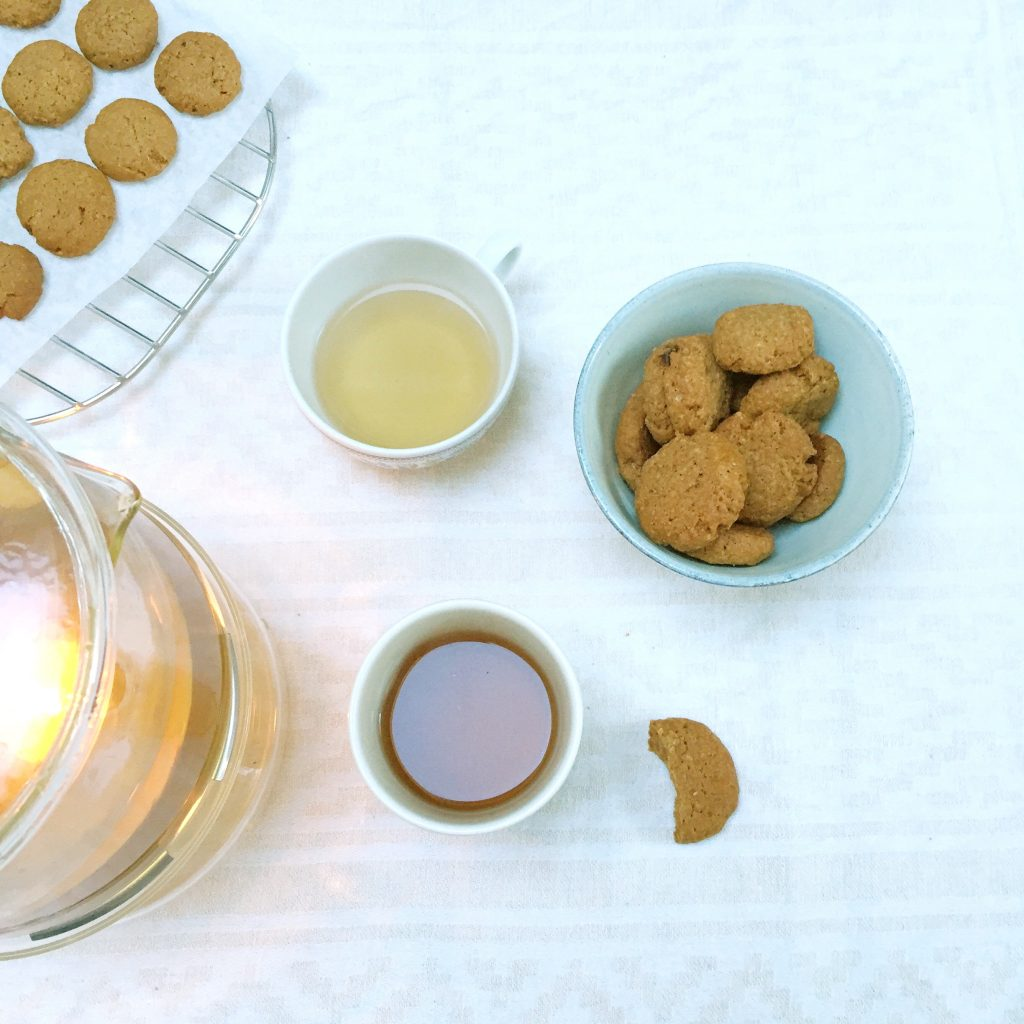 Sinterklaas recepten - pepernoten (gezonde) en speculaas made by ellen