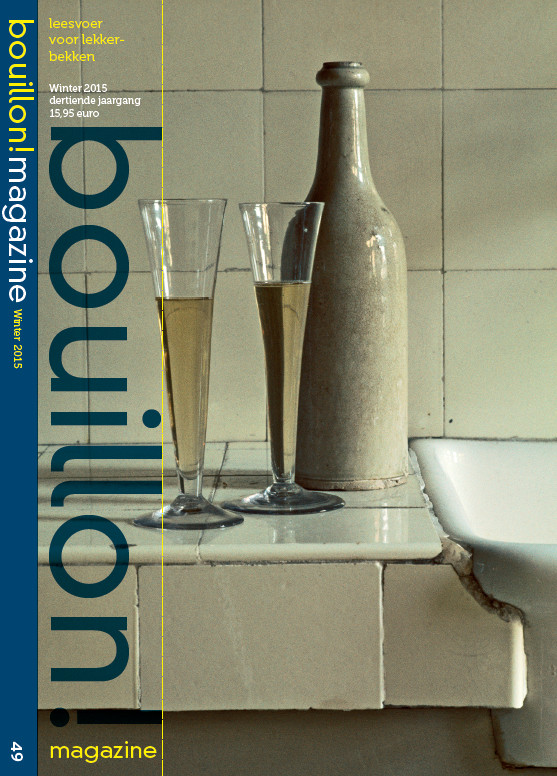 Winactie! abonnement Bouillon Magazine made by ellen