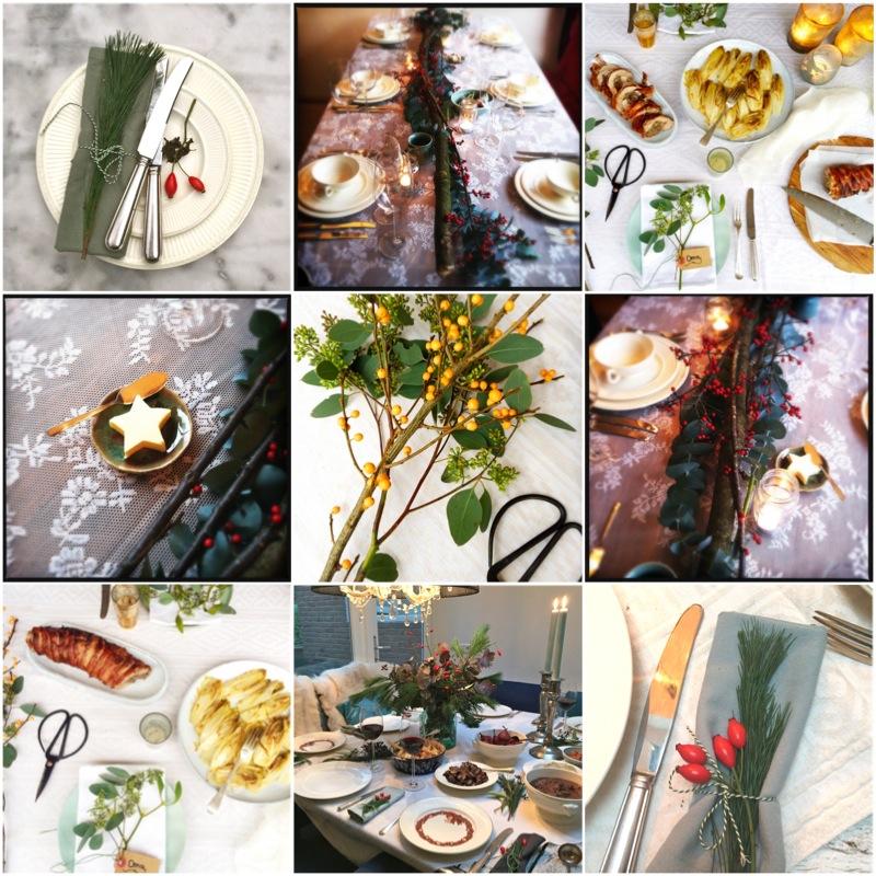 Kerst tafel dekken tips & inspiratie made by ellen