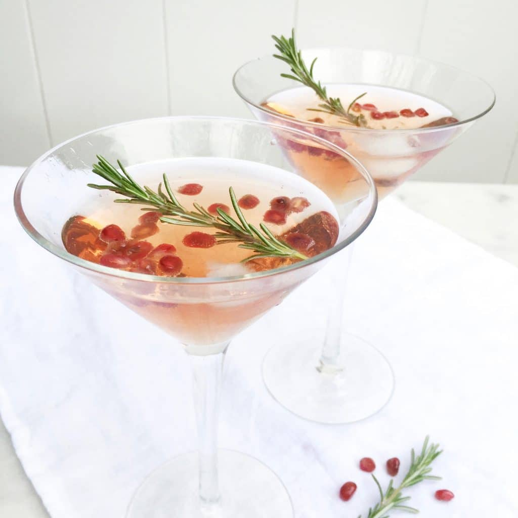 Kerstdrankjes maken recepten made by ellen