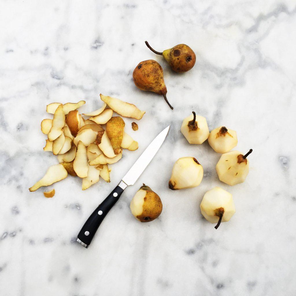 Recept stoofpeertjes maken made by ellen