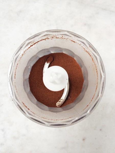 chocolade balletjes met havermout vlokken made by ellen