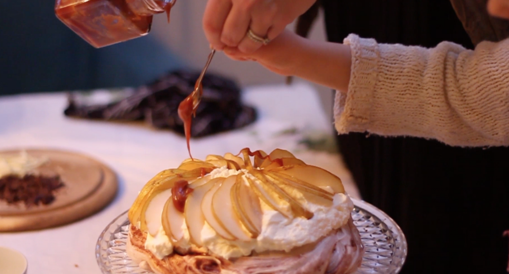 Recept pavlova maken - VIDEO
