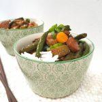 Gezonde en snelle maaltijd: kip met groente in sojasaus made by ellen