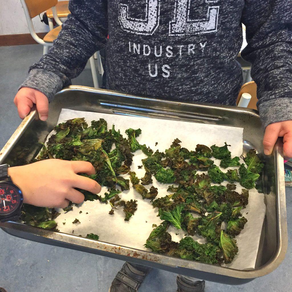 Wonderbaarlijk Koken op school: makkelijke en gezonde (re) recepten | Made by Ellen CO-13