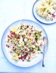 Recept bloemkool couscous salade met feta