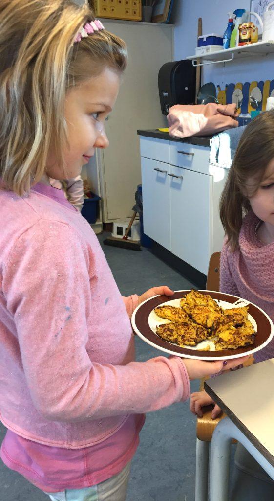 Verrassend Koken op school: makkelijke en gezonde (re) recepten | Made by Ellen RG-28