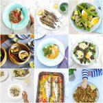 Vis recepten - gezond, makkelijk & snel made by ellen