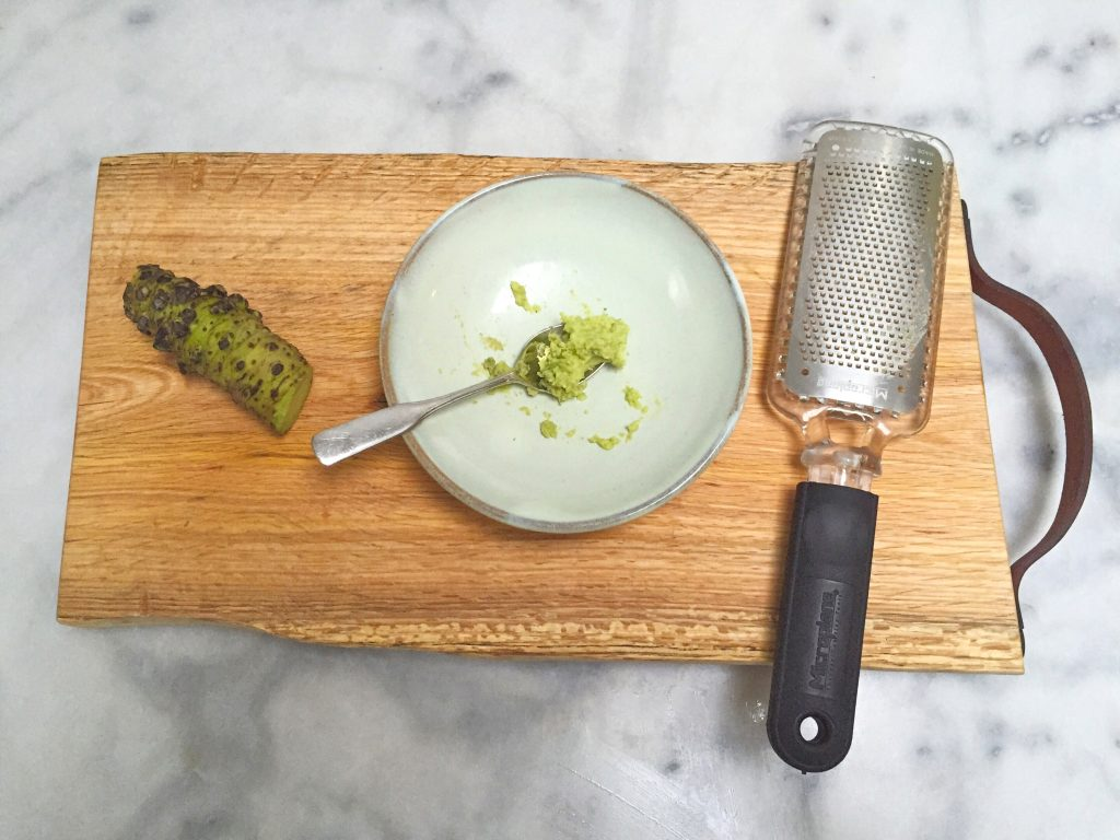 Wasabi kopen, wat is échte wasabi en hoe te gebruiken made by ellen