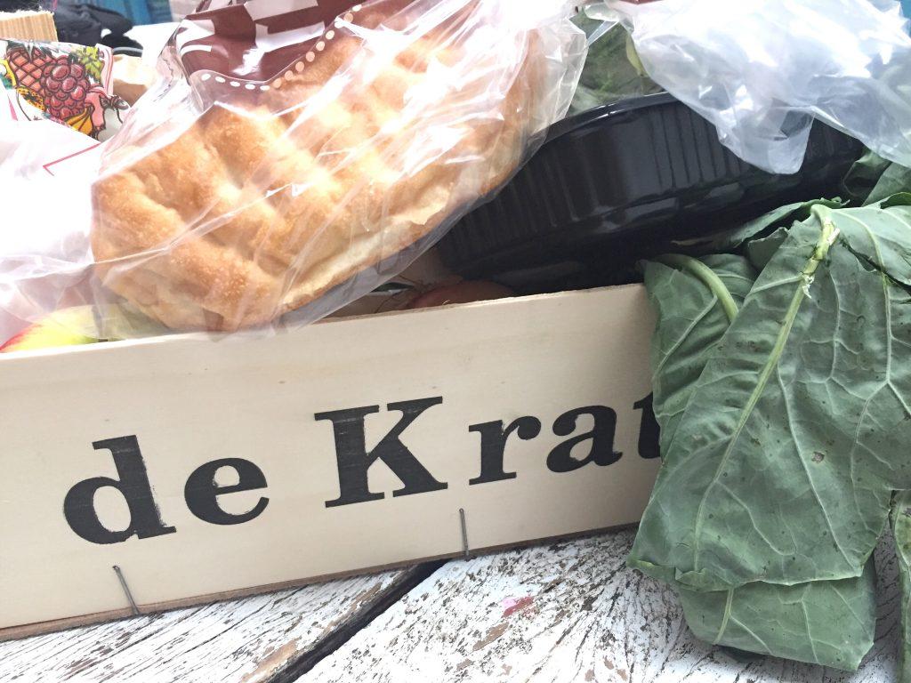 De Krat maaltijdbox - onafhankelijke review made by ellen