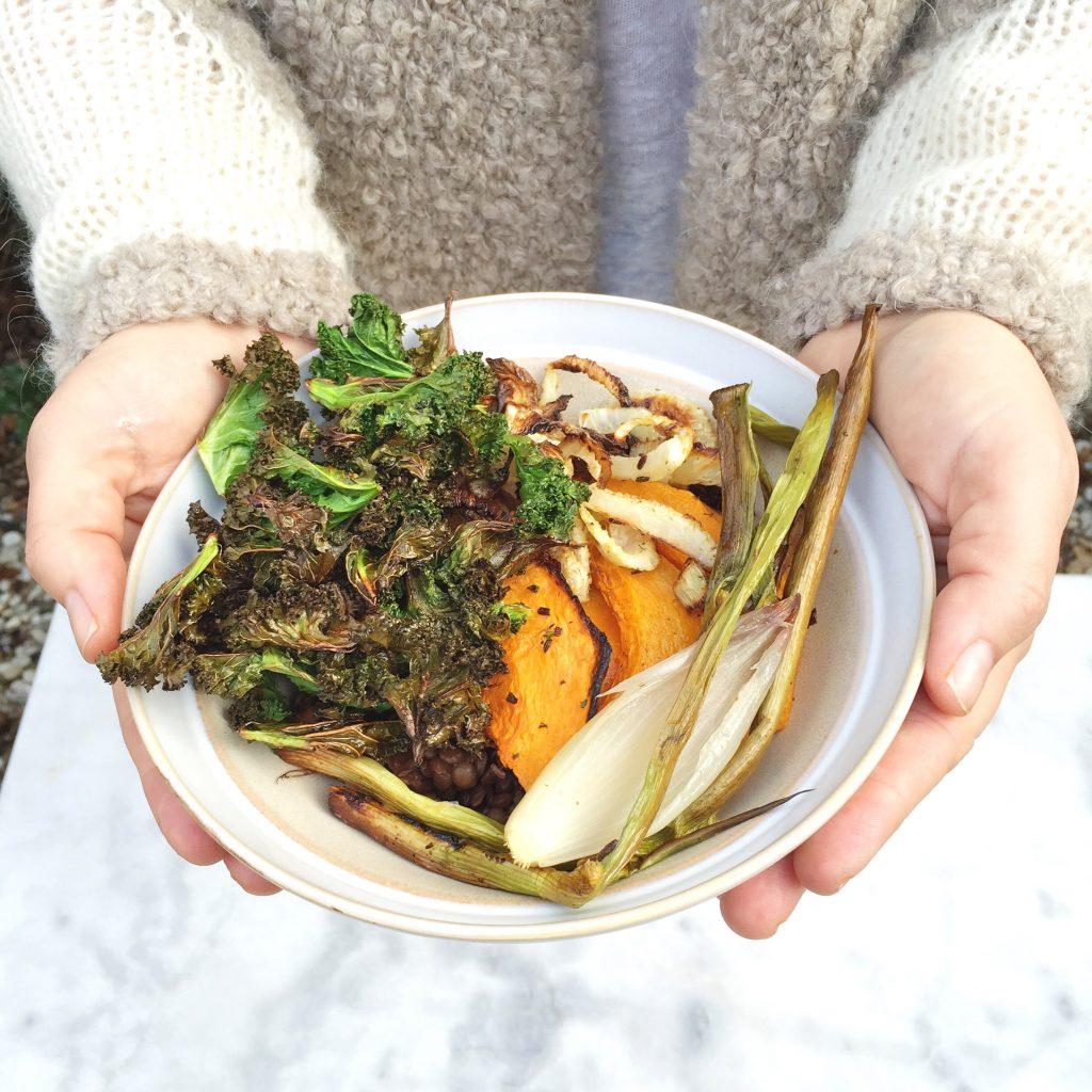 Gezonde lunch maken! Heerlijk & snel groente recept made by ellen