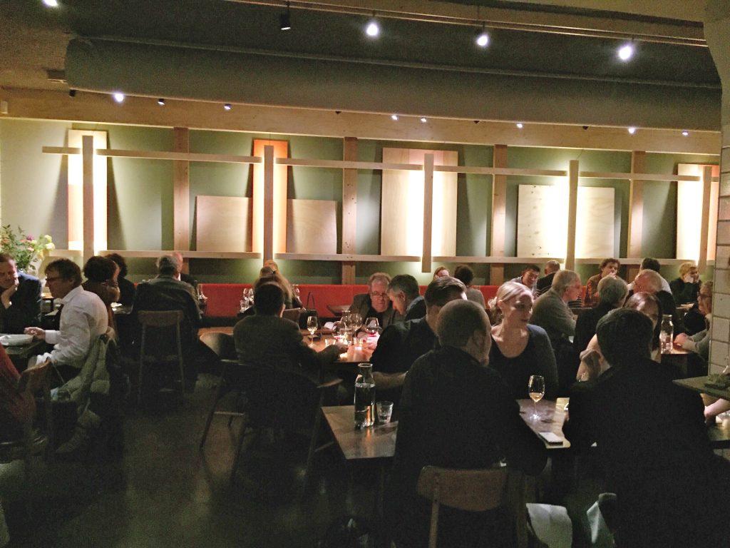 choux restaurant amsterdam made by ellen