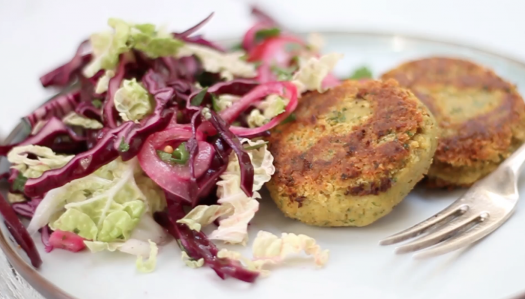 Falafel maken recept - VIDEO made by ellen