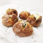 Recept gepofte aardappel maken in de oven made by ellen