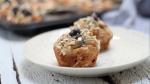 Ontbijtmuffins met havermout & bessen – VIDEO