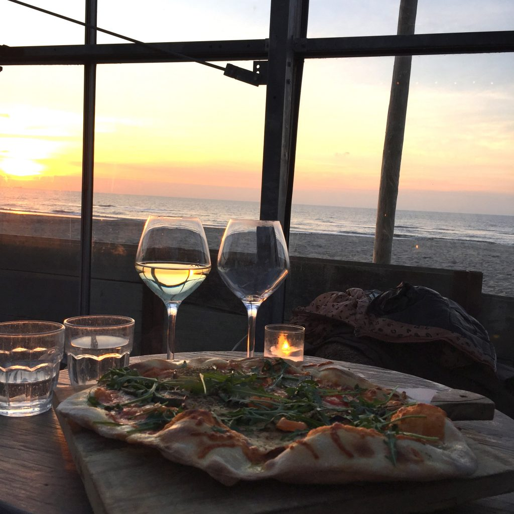 Restaurants Noordwijk aan Zee: coffee, lunch, borrel & lekkerste pizza eten made by ellen