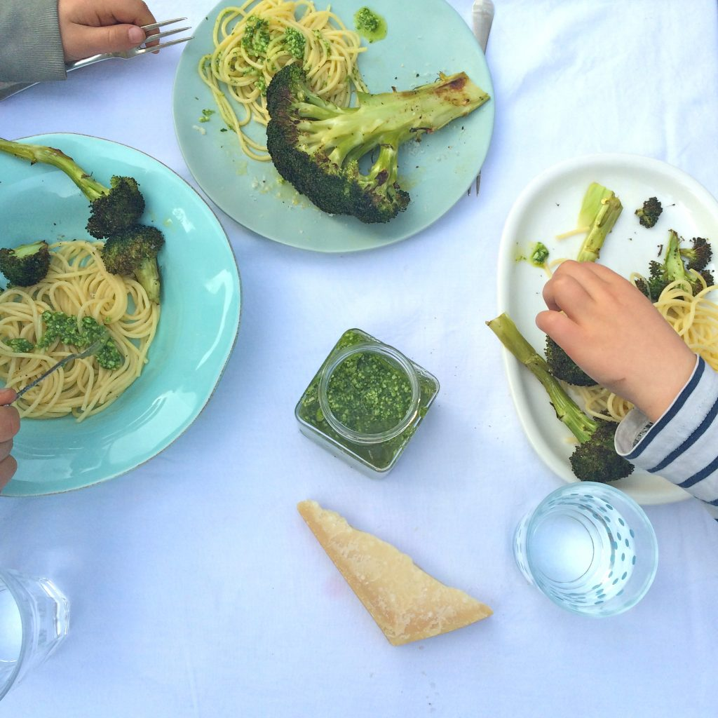 10x tips eten met kinderen made by ellen