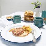 Pancakes maken - 6x gezonde(re) pancake recepten made by ellen