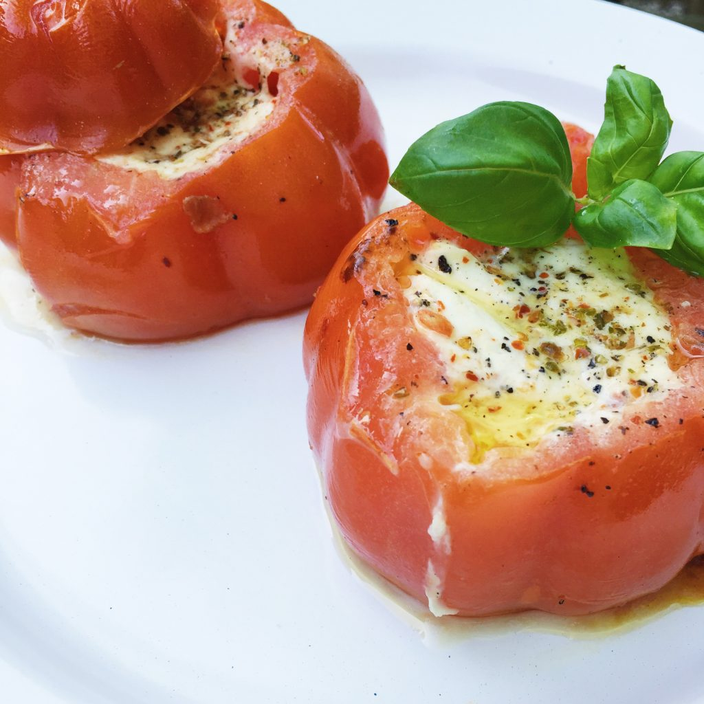 gevulde tomaten, recepten, recept, coeur de boeuf, recepten, food, eten, ingredienten, keuken, made by ellen made by ellen