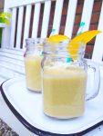 Mango smoothie maken