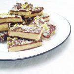 No bake chocoladerepen maken made by ellen