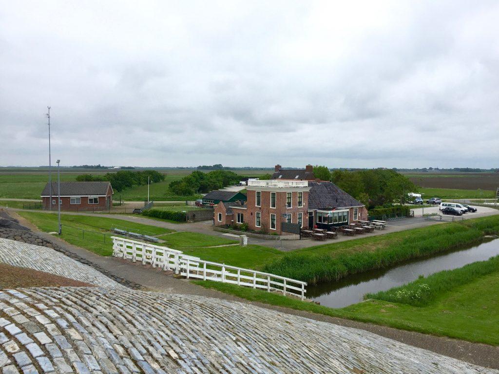 't Zielhoes Noordpolderzijl |palingrokerij Postma made by ellen