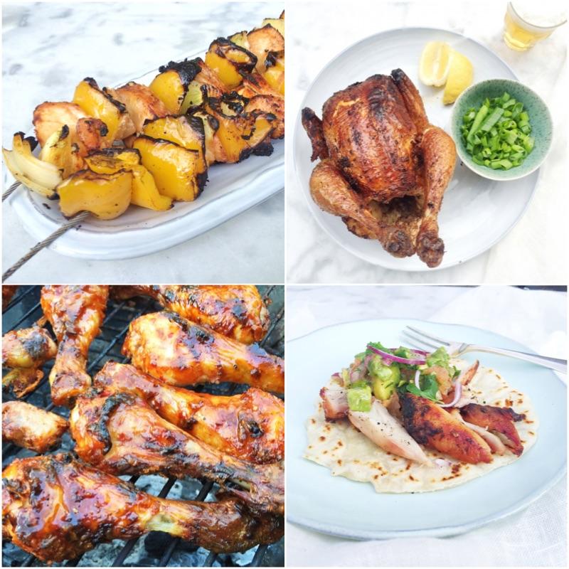 grill gerechten recepten