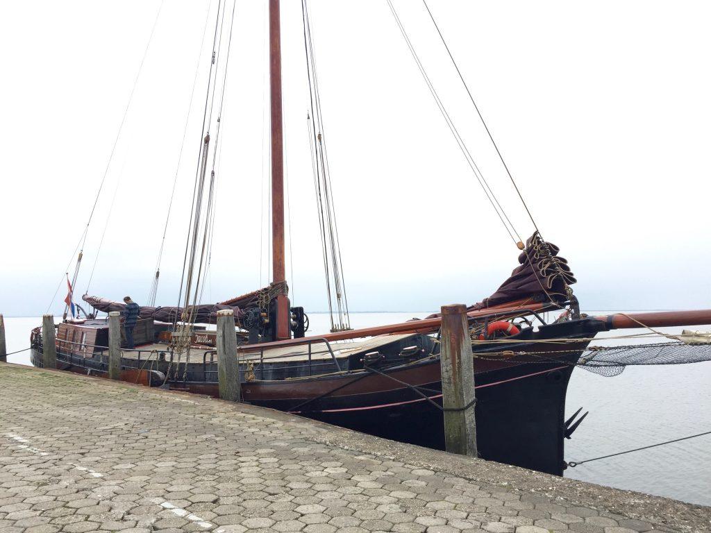 Zeilen naar Schiermonnikoog & droogleggen made by ellen