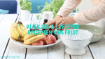Koken met restjes fruit: hoe doe je dat?! - VIDEO made by ellen