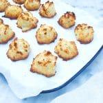 Kokosmakronen maken met 3 ingrediënten made by ellen