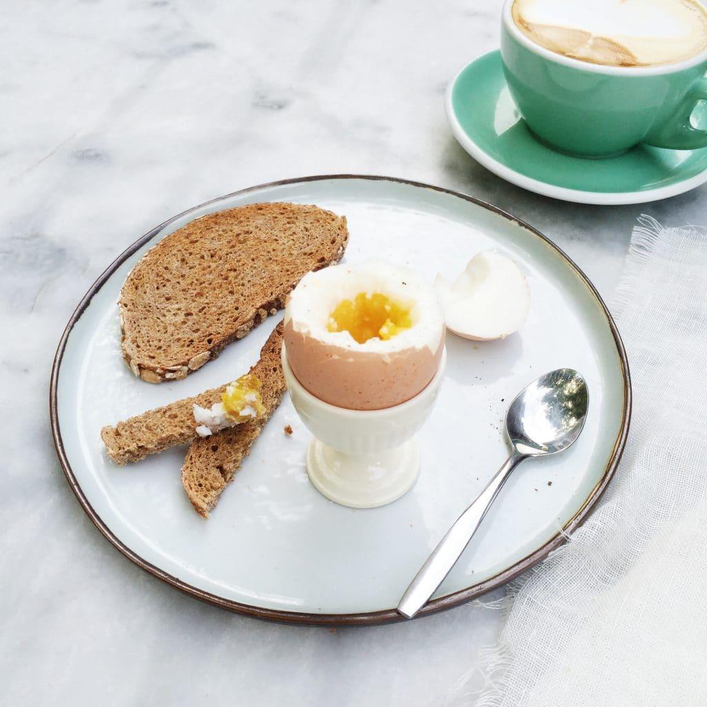 kooktijd zachtgekookt ei