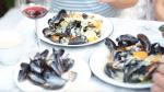 Recept mosselen koken in witte wijn – video