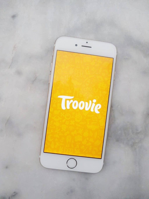 Speurtocht kinderfeestje maken - Troovie app made by ellen